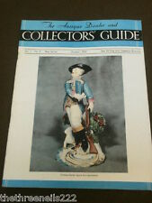 ANTIQUE & COLLECTORS GUIDE - OCT 1952 - CHIPPENDALE CHAIRS