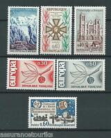 FRANCE - 1965 YT 1451 à 1456 - TIMBRES NEUFS** LUXE