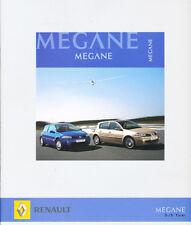 2006 Renault Megane Turer German Sales Brochure