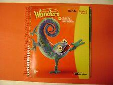 Reading Wonders - Florida Teacher's  Edition Grade 1 Unit 2