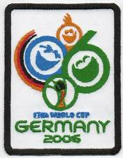 PATCH RICAMO TOPPA CALCIO GERMANIA 2006 FIFA WORLD CUP