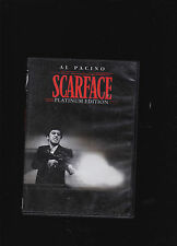 SCARFACE (2 DISC PLATINUM EDITION)