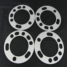 "(4) 1/4"" Wheel Spacers 5x5.5 Universal Spacer 