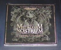 Puissance Wolf Metallum Nostrum CD Dans Digipak Rapide Expédition Neuf & Ovp