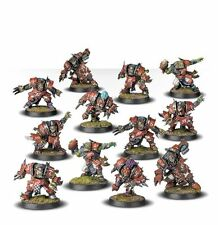 Games Workshop: Blood Bowl New 2016 Orc Team x 12 Players