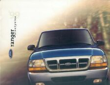 Ford Ranger Prospekt USA 1999 brochure Auto PKWs Autoprospekt Broschüre Amerika