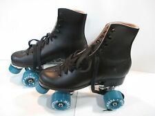 Labeda Roller Star Roller Derby Boys Black Skates Boys Size 5 Black