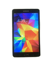 "Samsung Galaxy Tab SM-T230NU 4 Black 7.0"" 8GB Wi-Fi 2GHz Quad-Core Tested Rooted"