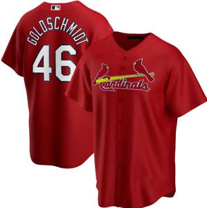 Paul Goldschmidt St. Louis Cardinals Player Baseball Shirt Fan Gift - Red