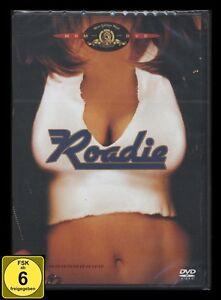 DVD ROADIE - MEAT LOAF - ALICE COOPER + BLONDIE + ROY ORBISON + MEAT LOAF * NEU