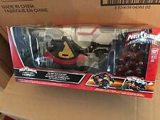 Power Rangers Ninja Steel DX Battle station with red ranger  New in stock now !