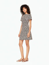 Kate Spade Mini Petal Stamp Dress Size 2 LF079 NN 09