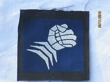 6th Armoured Division, Old pattern sciolto, 1958, poi 20th Armoured Brigade, #2