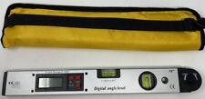 0~225° Digital Angle Finder Protractor Inclinometer Meter Spirit Level Gauge