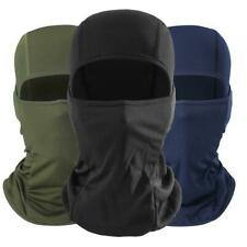 Full Face Mask lycra Balaclava Ultra-thin Motorcycle Cycling Ski Neck Protector*