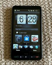 HTC HD2 ~Leo - Black (Unlocked) GSM -GPS~3G WiFi Windows Mobile Touch Smartphone