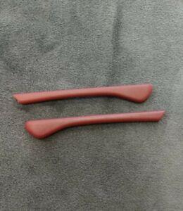 Oakley Authentic Airdrop DARK RED OX8046 - 07 Earsock Temple Ear Sock Rubber Kit