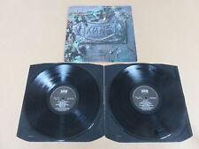 Los Malditos el álbum negro Chiswick 2x Lp Raro 1980 Original Emi Uk 1ST presionando