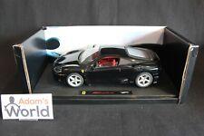 Hot Wheels Elite Ferrari 360 Modena 1:18 black (PJBB)