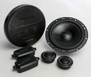 """Hifonics ZS65C Zeus 6.5"""" Component Speaker 300 Watts MAX"""