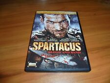 Spartacus: Blood and Sand:Complete First Season (DVD 2010 4-Disc) Used 1 1st One