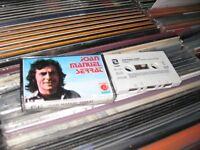 Joan Manuel Serrat Spanish Cassette Sonnet A Mum
