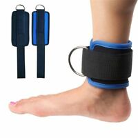 Ankle Strap Attachment Buckle Resistance Band Leg Power Fitness Gym Workout Tool