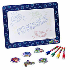 PJ Masks Magnetic Dry Erase Board, Educational, for Boys and Girls Ages 3+