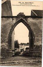 CPA Chateauvillain - Porte d'Entree de l'Ancien couvent (270119)