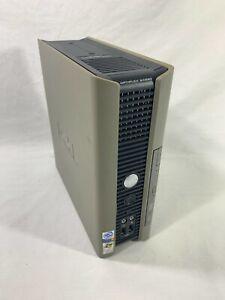 Dell Optiplex SX280 USFF Computer 80GB HD 1GB RAM Parts / Repair Vintage Small