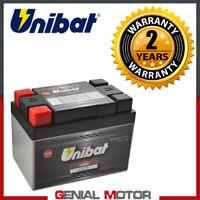 BATTERIA LITIO MOTO UNIBAT ULT1 YTX4L-BS YTX5L-BS YTZ5S-BS YTZ76-BS YBTX7L-BS