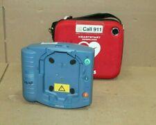 Philips Heartstart Hs1 Onsite Defibrillator M5066a With Case No Battery Descr