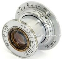 FED 1:3.5 F=50mm LEICA L39 / LTM Screw fit Lens Made in USSR for Leica M6 M9 M10