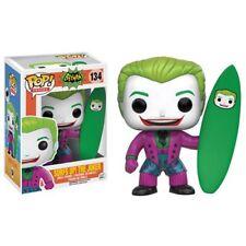 Surf's Up! The Joker POP Figure #134 Batman 1966 TV Series Funko DC Comics New!