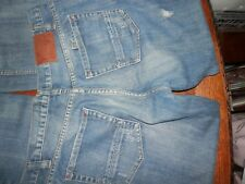 VIGOSS Jeans, Size 36 x 32, Distressed, Good Pre Owned Condition