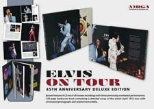 Elvis Presley Boxset On Tour 45th Anniversary Deluxe Edition - 9 CD's + Buch NEU