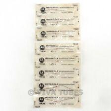 NOS NIB Vintage Lot of 7 Motorola Model 1N763 Semiconductor Diodes