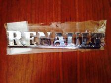 Nouveau renault badge emblème pour safrane 1992-00 mascott master 1989 - 1995 7700817
