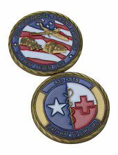US Air Force 433rd Aeromedical Staging Squadron Challenge Coin