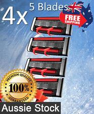 schick hydro compatible  Razor (4 x 5 Blade Cartridges) *Free Shipping*