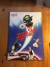 Little Shop of Horrors Japanese Souvenir Program Magazine (1987) Frank Oz
