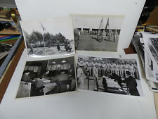 WW2 Press photos Surrender War Over JAPAN GERMANY