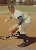 Pee Wee Reese 8 x10 Autographed Signed Photo ( HOF Dodgers ) REPRINT