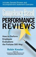 Competency-Based Performance Reviews : How to Perform Employee Evaluations the …