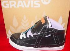 NIB  Gravis IV by Burton Gemini Hi BLACK/Purple Skate Shoes Size Womens 9