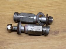 MOTO GUZZI  NEVADA CLASSIC IE 750 REAR MUDGUARD FITTING BOLTS  AND SPACERS
