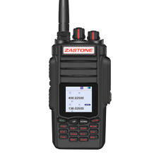 Zastone A19 10W Dual Band Walkie Talkie UHF 400-480MHz VHF 136-174MHz PTT Two Wa