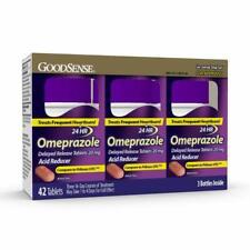 Omeprazole Delayed-Release Tablets 20 mg, Acid Reducer 42...