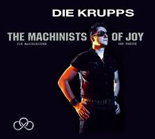 La Krupps-The Machinists of Joy (LIMITED EDITION) CD NUOVO