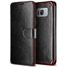 VRS Design Layered Dandy Series PU Leather Wallet Case for Samsung Galaxy S8 TS 904887